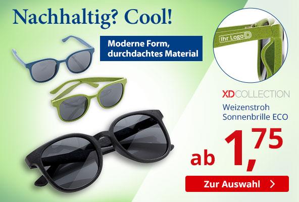 Weizenstroh Sonnenbrille ECO – BETTMER Erfolgreiche