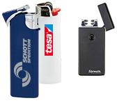 Feuerzeuge mit Logo – BETTMER Erfolgreiche Werbeartikel
