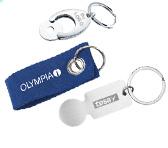 Schlüsselanhänger mit Logo – BETTMER Erfolgreiche Werbeartikel