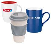 Tassen mit Logo – BETTMER Erfolgreiche Werbeartikel