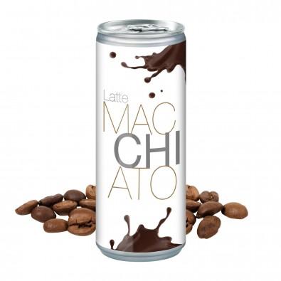 250 ml Latte Macchiato - Eco Label (Pfandfrei)