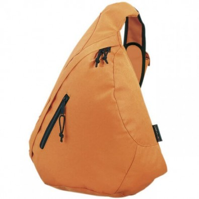 Nylon-Schulter-Bag, orange