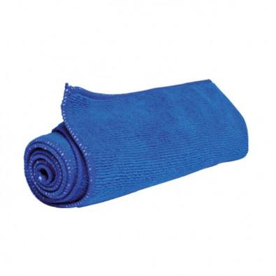 Microfaser Sport Handtuch Blau