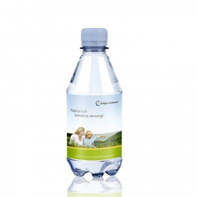Natürliches Mineralwasser ohne Kohlensäure 0,33L