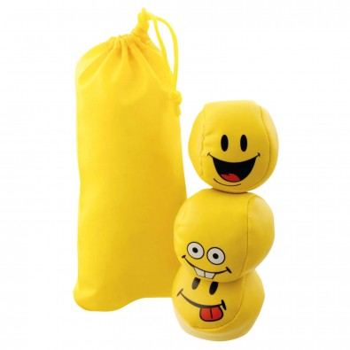 Jonglierball-Set Happy