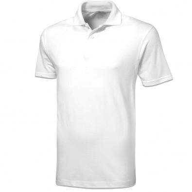 original slazenger herren polo shirt advantage white xxl. Black Bedroom Furniture Sets. Home Design Ideas