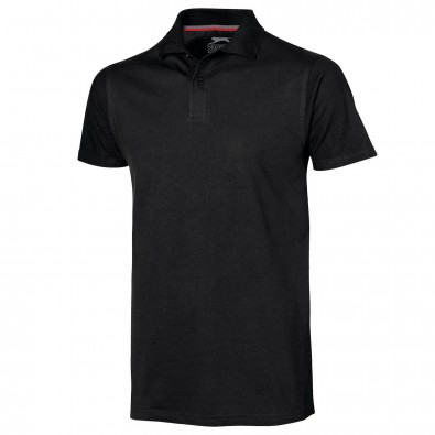 original slazenger herren polo shirt advantage black xxl. Black Bedroom Furniture Sets. Home Design Ideas