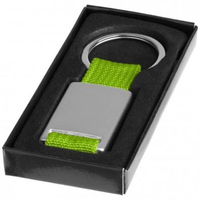 Schlüsselanhänger Trendy, Grün