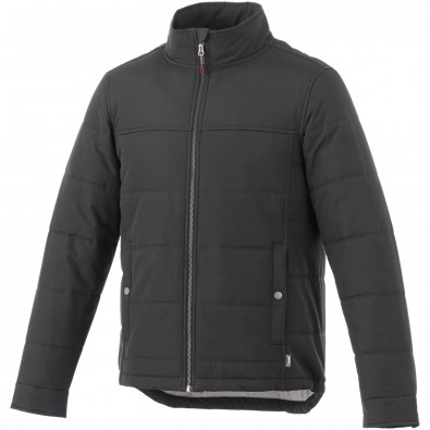 Bouncer Thermojacke für Herren, Grey smoke, L
