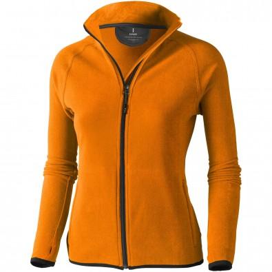 ELEVATE Damen Fleecejacke Brossard, orange, M