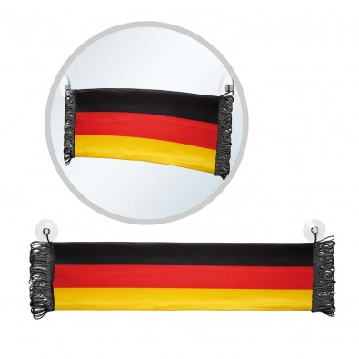 Fensterschal Deutschland Deutschland-Farben