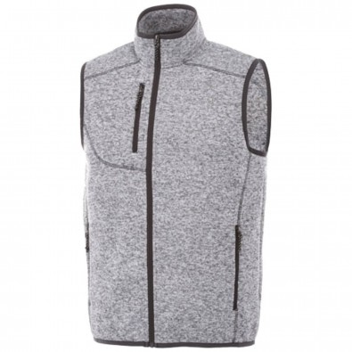 Fontaine Bodywarmer, heather grau, L