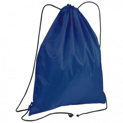 Gym-Bag aus Polyester, dunkelblau
