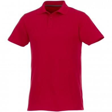 ELEVATE Herren Poloshirt Helios, rot, XXXL