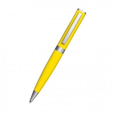 Kugelschreiber CLIC CLAC-CAMPBELLTON, gelb
