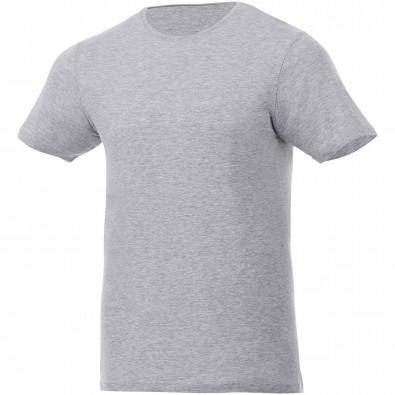 ELEVATE Unisex T-Shirt Finney, heather grau, XXL