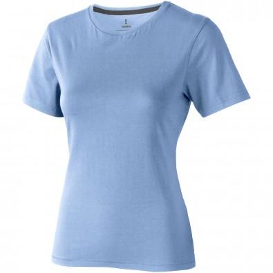 ELEVATE Damen T-Shirt Nanaimo, hellblau, XS