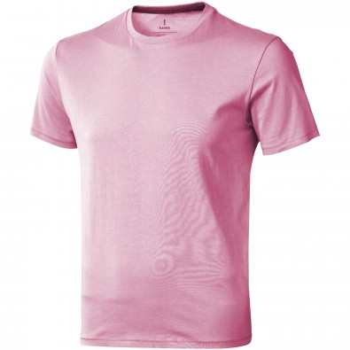 ELEVATE Herren T-Shirt Nanaimo, Light pink, M