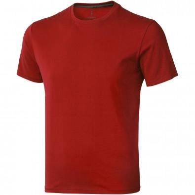 ELEVATE Herren T-Shirt Nanaimo, rot, XL