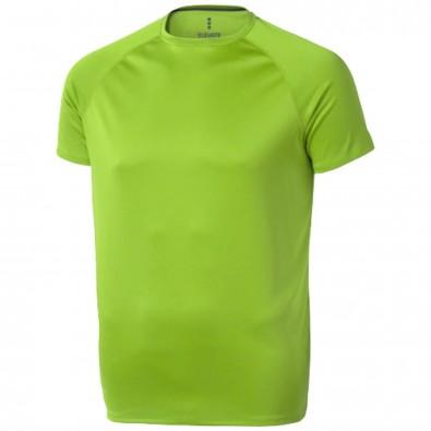 Niagara – T-Shirt cool fit für Herren, apfelgrün, M