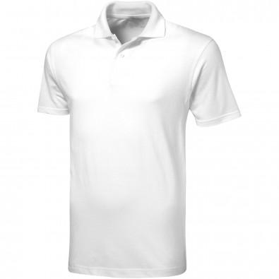 Original Slazenger Herren Polo-Shirt Advantage, White, S
