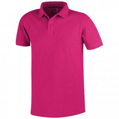 Primus Poloshirt für Herren, rosa, M