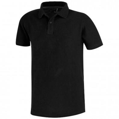 Primus – Poloshirt für Herren, schwarz, M