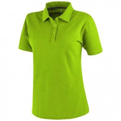Primus Poloshirt für Damen, apfelgrün, S