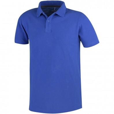 Primus Poloshirt für Herren, blau, XXL