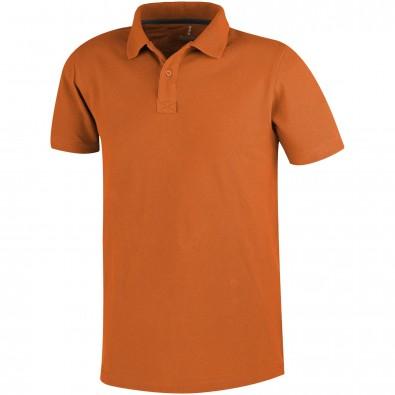 Primus Poloshirt für Herren, orange, M