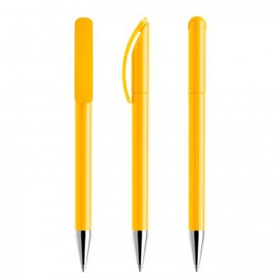prodir® Kugelschreiber DS3 TPC Twist, gelb