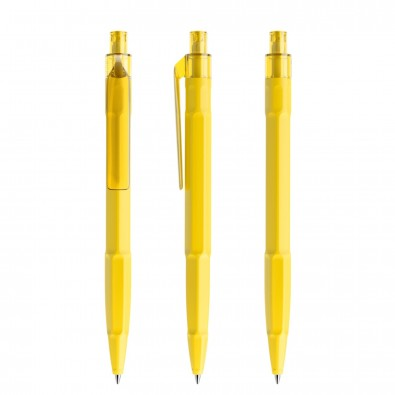 prodir QS30 PMT Push Kugelschreiber, Lemon