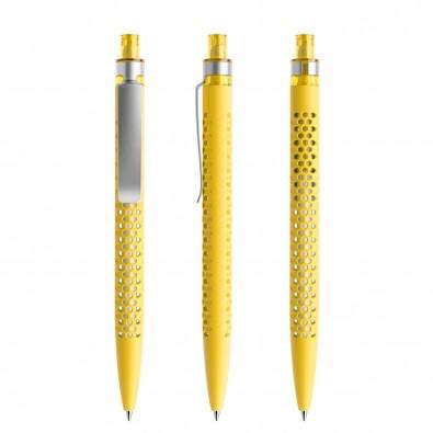 prodir QS40 Soft Touch PRS Push Kugelschreiber, Lemon
