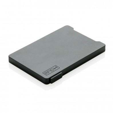 RFID Mehrfach-Kartenhalter, schwarz