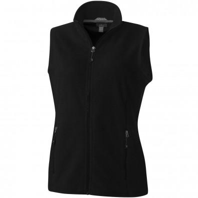 ELEVATE Damen Fleece Weste Bodywarmer Tyndall, schwarz, L
