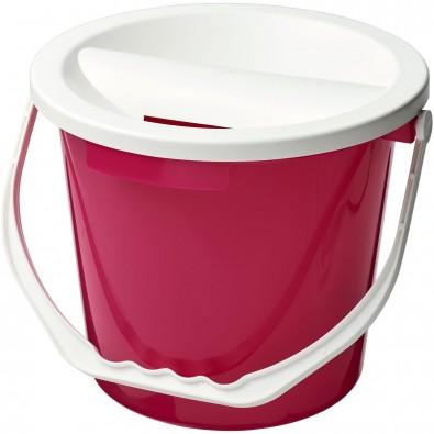 Udar Sammeleimer für Spenden, rosa